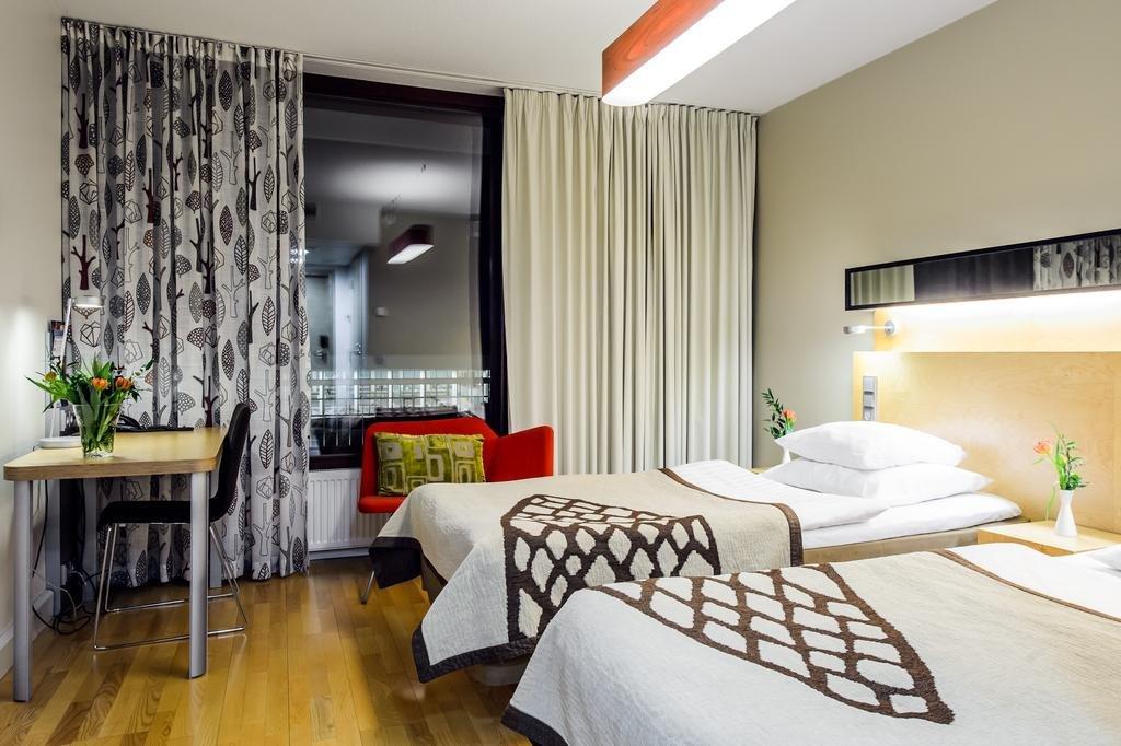 Отель sokos tapiola garden, эспоо: лучшие предложения на des.