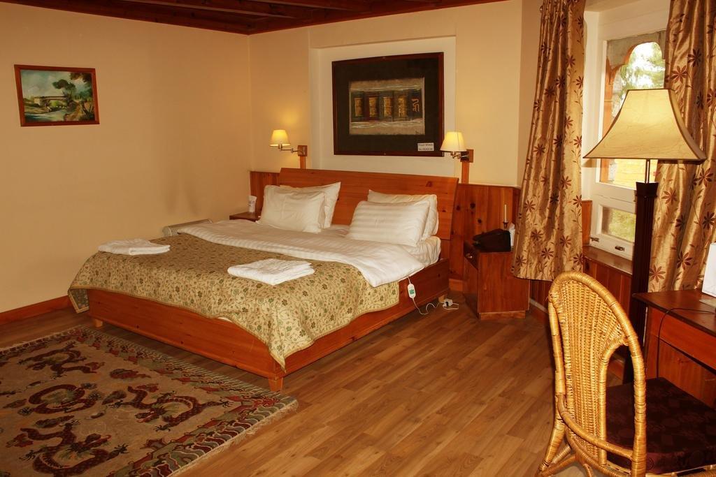 Отель Kichu Resorts в Paro