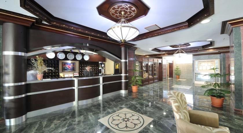 Отель Tebriz Hotel Nakhchivan в Нахичевань