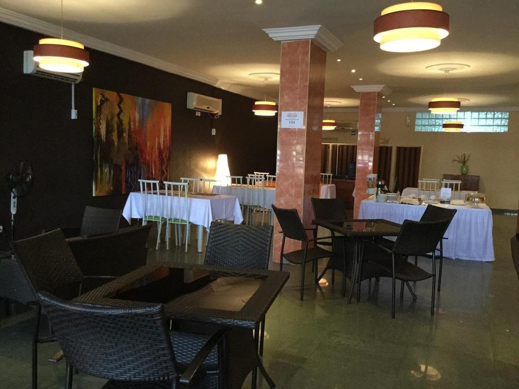 Отель Ancar в Бисау