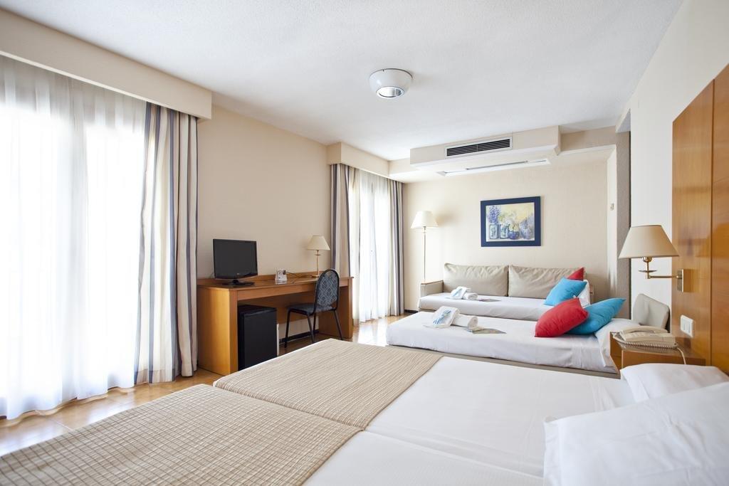 Отель tryp ciudad испания аликанте достопримечательности