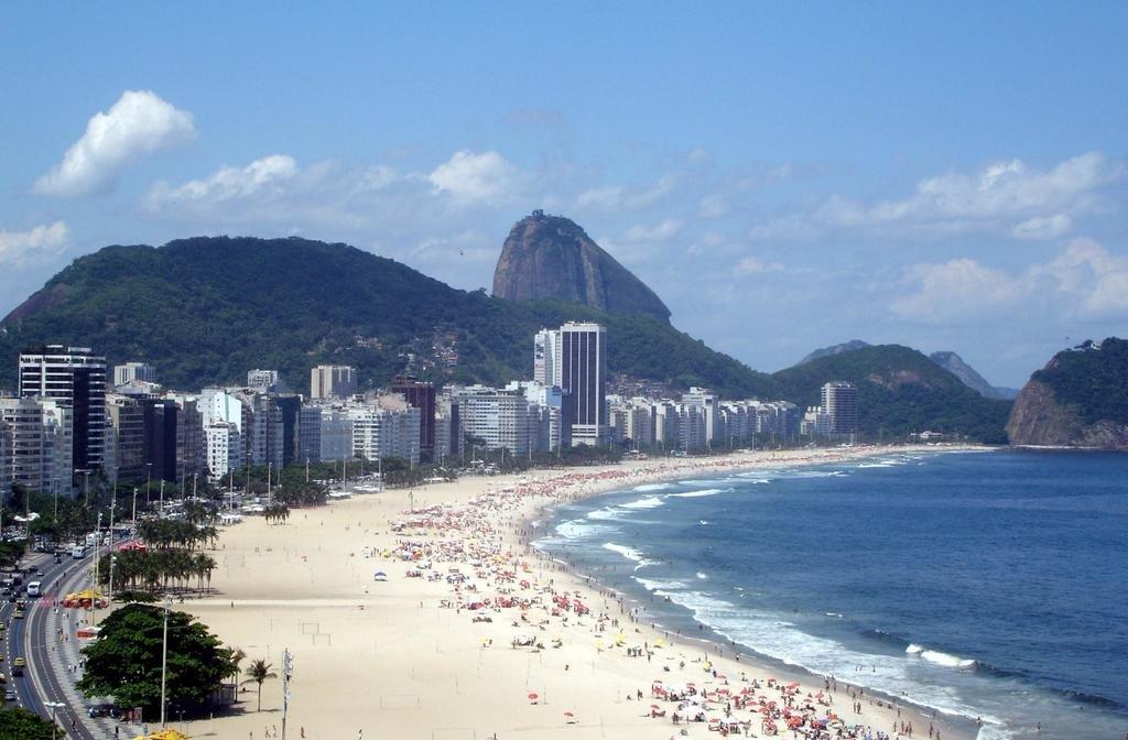 пляжи рио де жанейро фото псевдоним