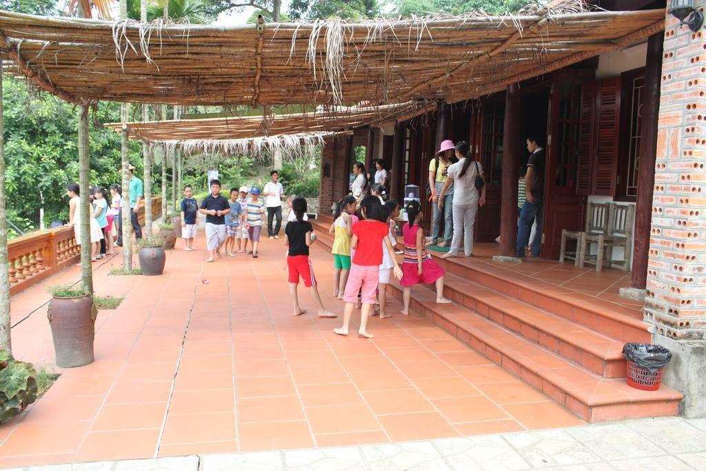 Отель Bavi Homestead в Дуонг-Ламе