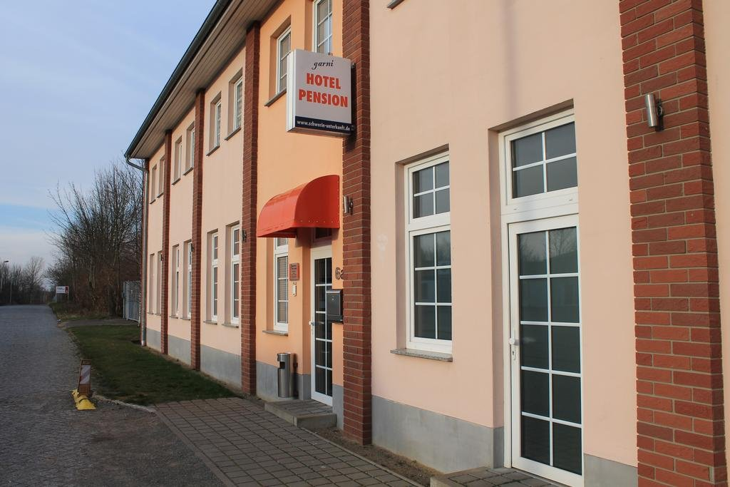 Hotel garni Pension Schwerin Unterkunft