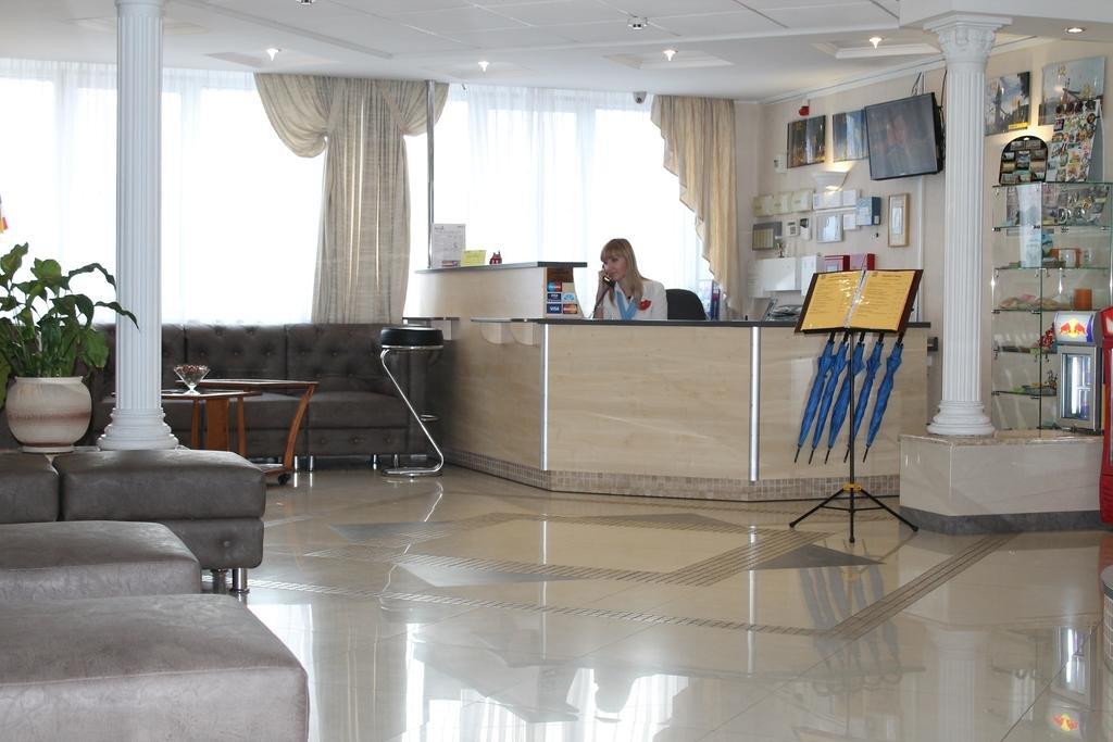 Отель Парадиз в Гомеле