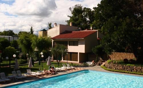 Отель Los Ceibos в Тарихе
