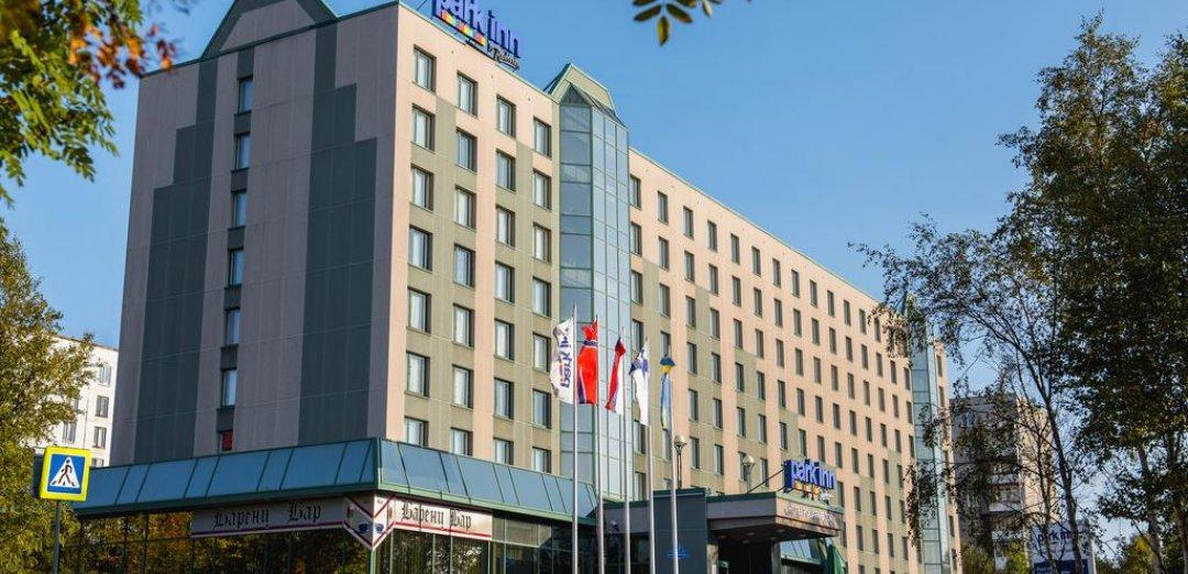 Park Inn by Radisson Poliarnie Zori, Murmansk