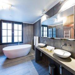 Отель Secret Suites Brussels Royal Брюссель ванная фото 2