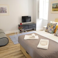 Апартаменты Fixie Studio комната для гостей фото 2
