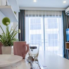 Отель City Garden Pratamnak Condominium By Mr.butler Паттайя удобства в номере