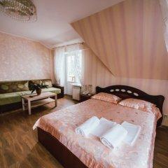 Гостиница Анри в Ватутинках 13 отзывов об отеле, цены и фото номеров - забронировать гостиницу Анри онлайн Ватутинки комната для гостей фото 5