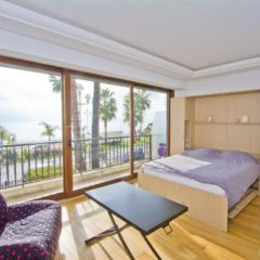 Апартаменты Cariatides Studio Promenade Holiday комната для гостей фото 5