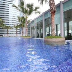 Отель Vortex Suite Residence KLCC Малайзия, Куала-Лумпур - отзывы, цены и фото номеров - забронировать отель Vortex Suite Residence KLCC онлайн бассейн