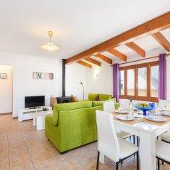 Отель Villa Mestral Испания, Кала-эн-Бланес - отзывы, цены и фото номеров - забронировать отель Villa Mestral онлайн комната для гостей фото 4