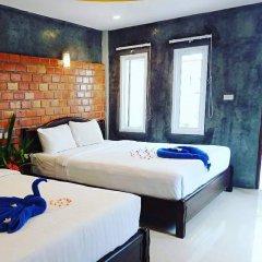 Отель Lanta New Beach Bungalows комната для гостей фото 5