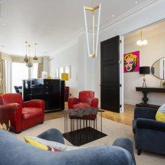 Отель Veeve Kingly Kensington 5 Bed House On Argyll Road Лондон интерьер отеля