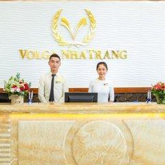 Volga Nha Trang hotel Нячанг интерьер отеля