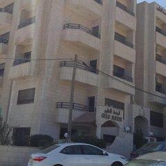 Отель Gulf Suites Hotel Иордания, Амман - отзывы, цены и фото номеров - забронировать отель Gulf Suites Hotel онлайн вид на фасад фото 2