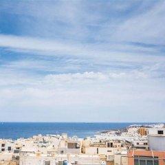 Отель Damiani Мальта, Буджибба - 1 отзыв об отеле, цены и фото номеров - забронировать отель Damiani онлайн пляж фото 2