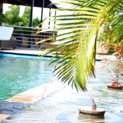 Kiriri Garden Hotel бассейн