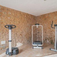 Отель Es Puig фитнесс-зал