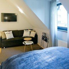 Отель Salzburg Cottage Зальцбург комната для гостей фото 4