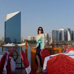 Отель Hyatt Place Dubai/Wasl District
