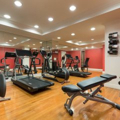 The Michelangelo Hotel фитнесс-зал фото 2