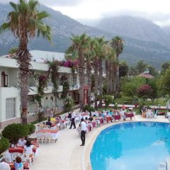 Tal Hotel - All Inclusive бассейн фото 2