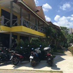 Отель Lanta Garden Home Ланта парковка