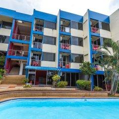 Porterhouse Beach Hotel Patong бассейн фото 3