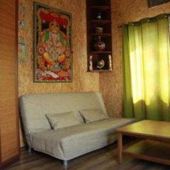 Гостиница Guest House Akbal-Akhau Building 1 комната для гостей