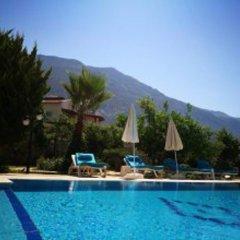 Отель Villa Kalkan бассейн фото 3