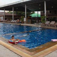 Отель Bua Tara Resort детские мероприятия
