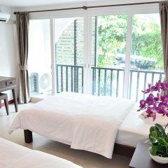 Отель Seedling House балкон