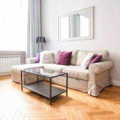 Отель Old Town Kanonia Apartments Польша, Варшава - отзывы, цены и фото номеров - забронировать отель Old Town Kanonia Apartments онлайн комната для гостей фото 4