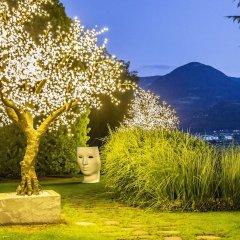 Отель Villa Eden Leading Park Retreat Италия, Меран - отзывы, цены и фото номеров - забронировать отель Villa Eden Leading Park Retreat онлайн спортивное сооружение