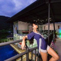 Отель Villa Nap Dau балкон