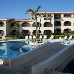 Отель Xaman Ha Condominiums Плая-дель-Кармен бассейн фото 3