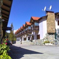 Гостиница Агарцин вид на фасад фото 2