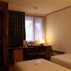 Отель Campanile Brussels - Airport Zaventem Завентем удобства в номере