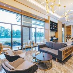 Отель Atour Hotel (Beijing Financial Street) Китай, Пекин - отзывы, цены и фото номеров - забронировать отель Atour Hotel (Beijing Financial Street) онлайн интерьер отеля фото 2