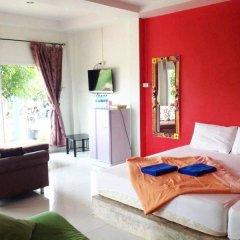 Отель Baan Captain Hook at Koh Larn комната для гостей фото 2