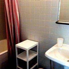 Отель Studio Sophia NCE Франция, Ницца - отзывы, цены и фото номеров - забронировать отель Studio Sophia NCE онлайн ванная