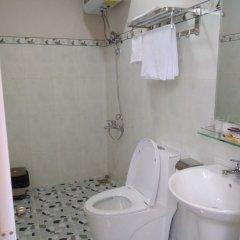 Отель My House Bungalow Далат ванная