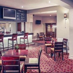 Mercure Exeter Rougemont Hotel гостиничный бар