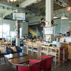 Milan Airport Hostel Бангкок гостиничный бар