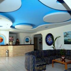 Отель Kallithea Mare интерьер отеля