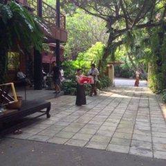 Отель Seed Siam Memories Condominium Бангкок парковка