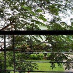Отель The Nararam 3 Suite Бангкок балкон